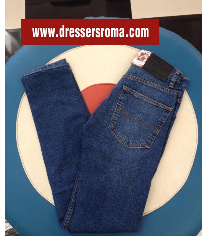 Jeans Relco stone wash