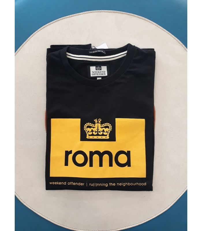 T-shirt Weekend Offender Roma