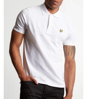 Polo  Lyle & Scott Plain Polo Shirt