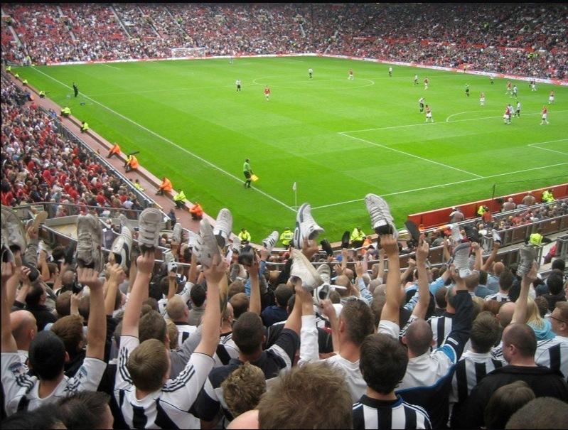 I Newcastle nel 2006
