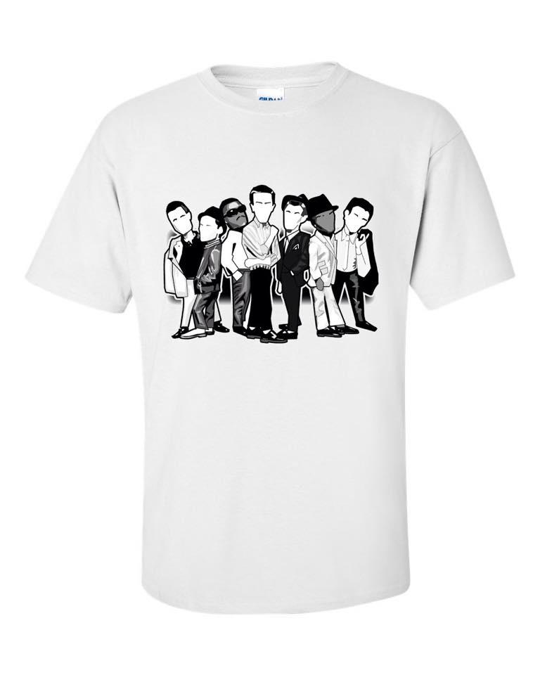 La t-shirt di A guy called Minty