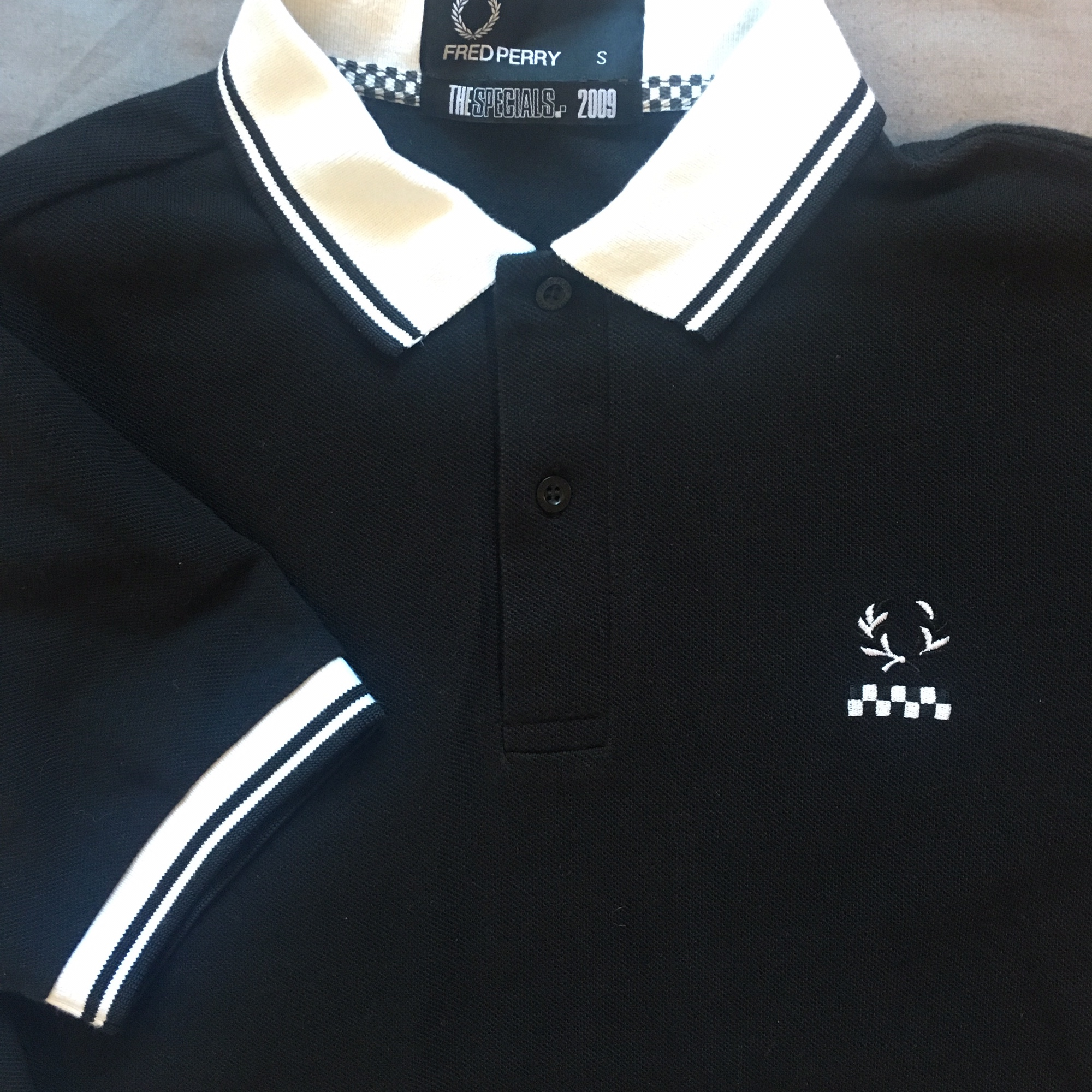 La polo Fred Perry X The Specials
