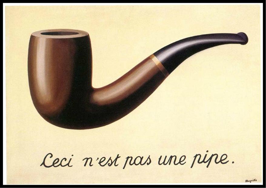 Il quadro di René Magritte