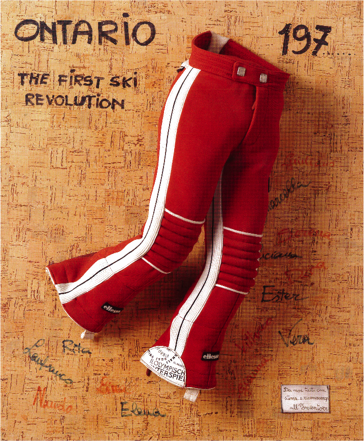 I pantaloni da sci