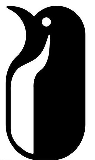 Il logo del Pinguino