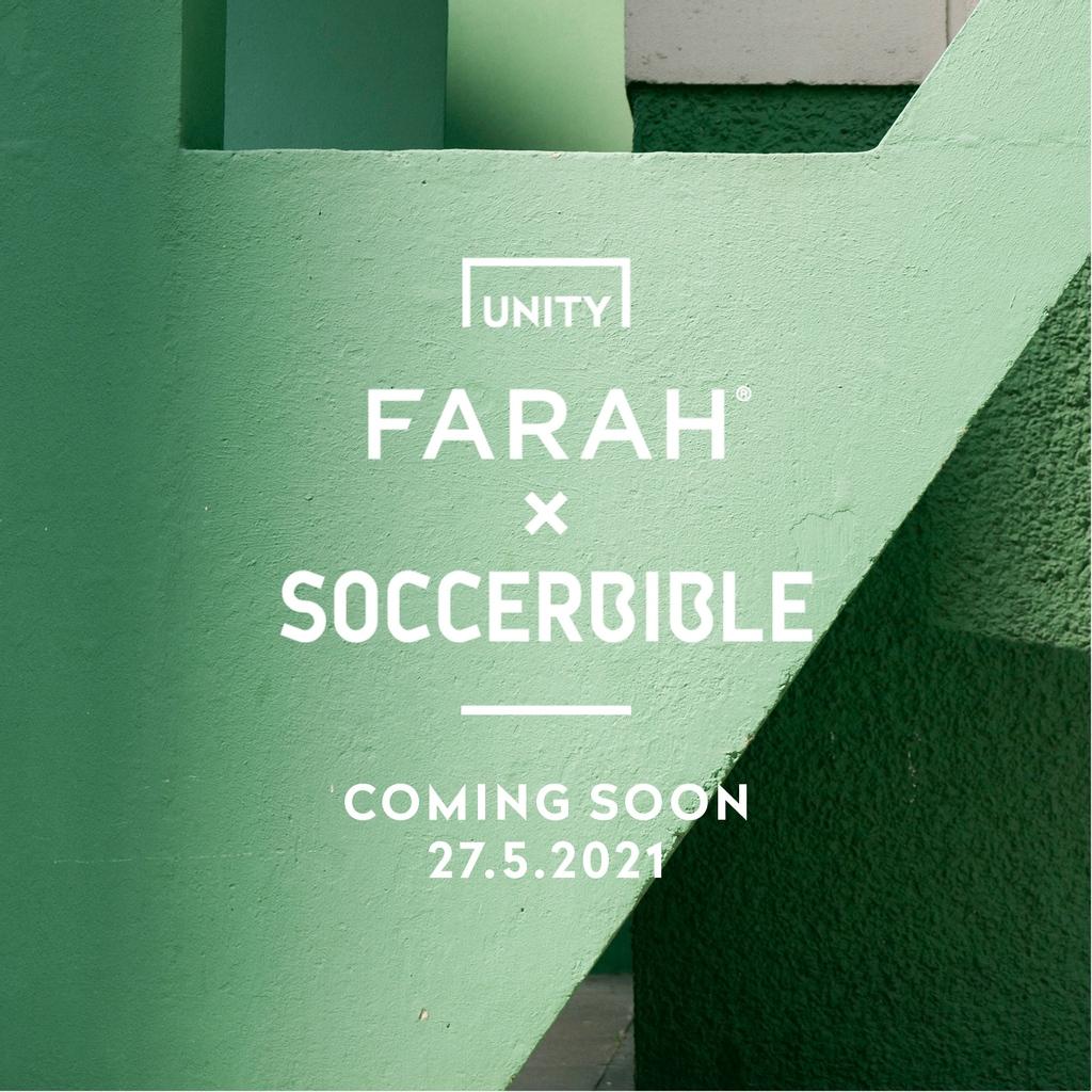 Farah x SoccerBible