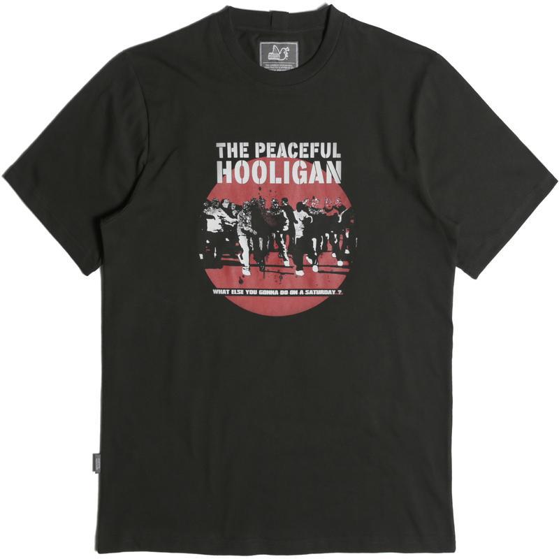 Tee Peaceful Hooligan