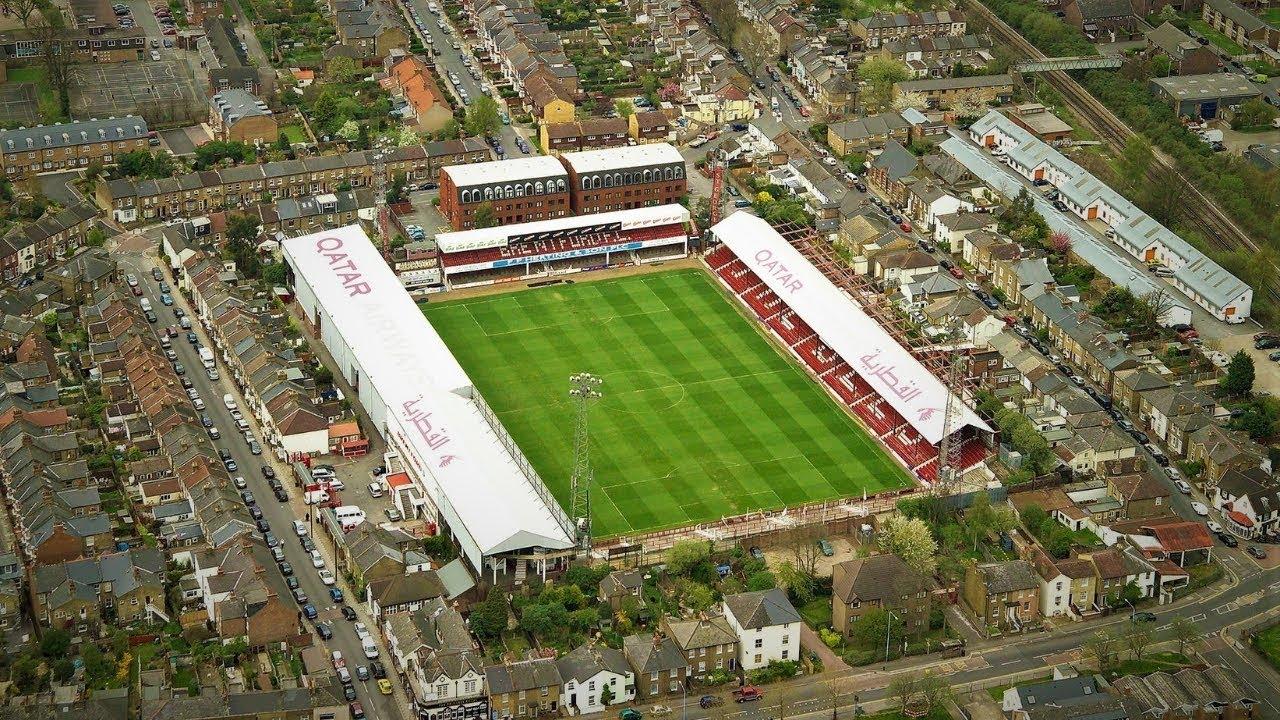Griffin Park - Brentford FC Stadium