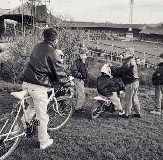 Old The Den