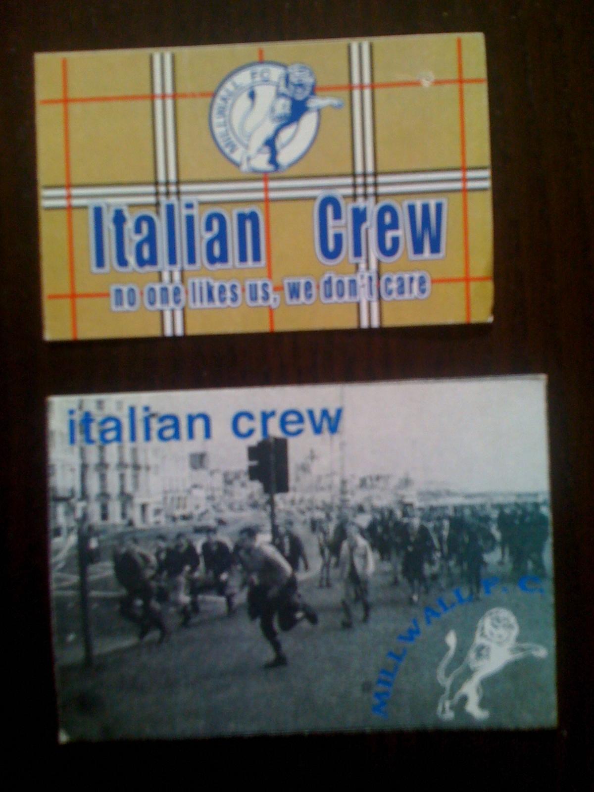 italian Crew