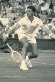 Sergio Tacchini in azione