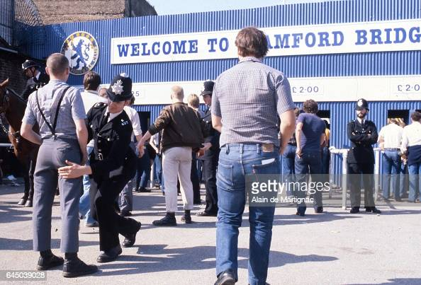 Chelsea - West Ham 1980