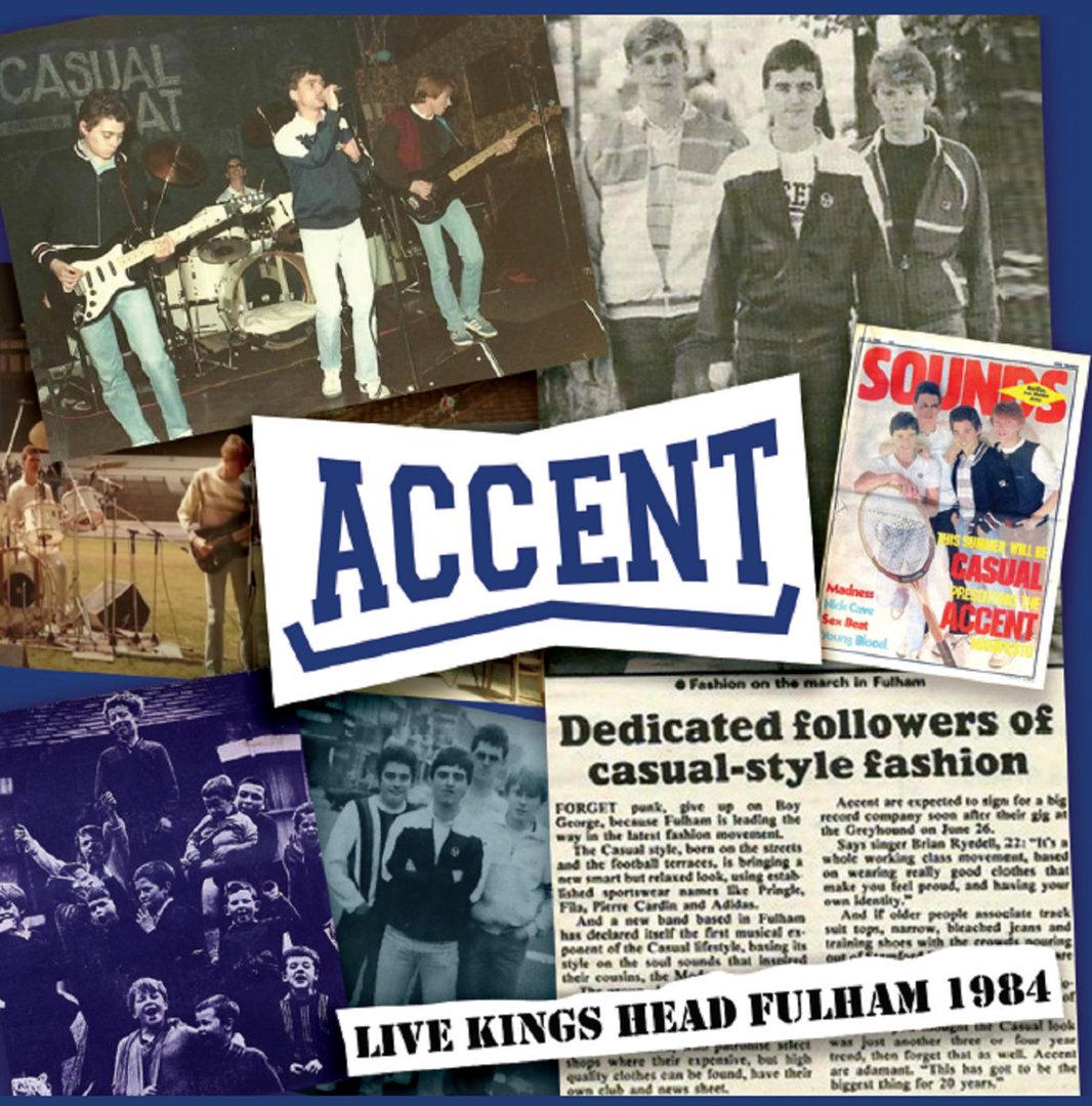 La band dei The Accent