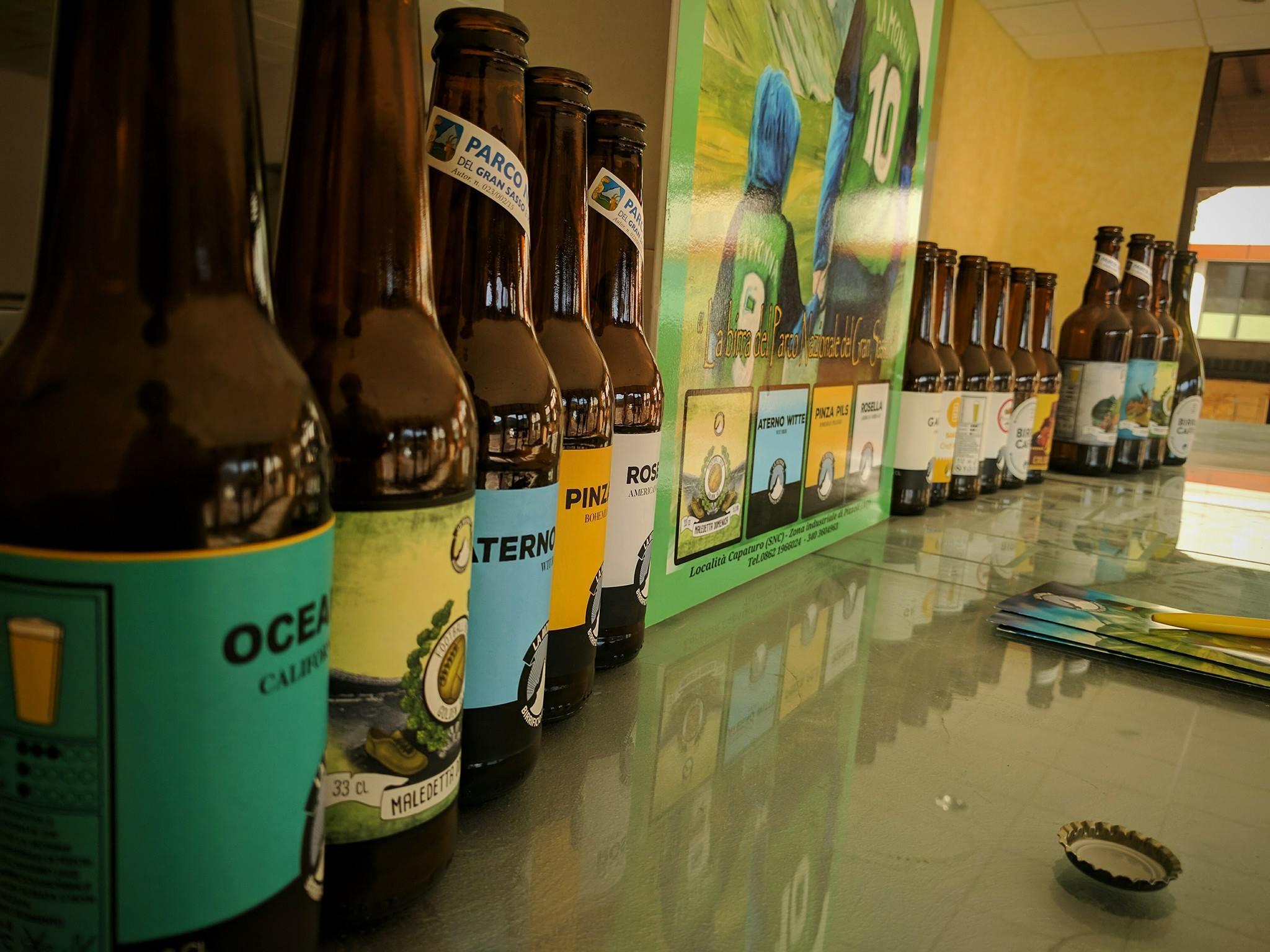 Le birre La monna
