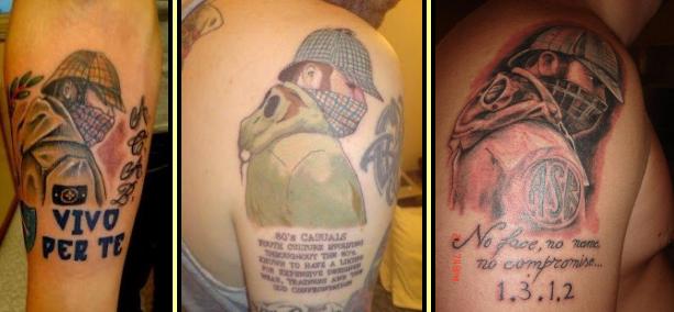 casuals tatoo