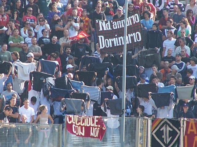 Parma - Roma 200//08