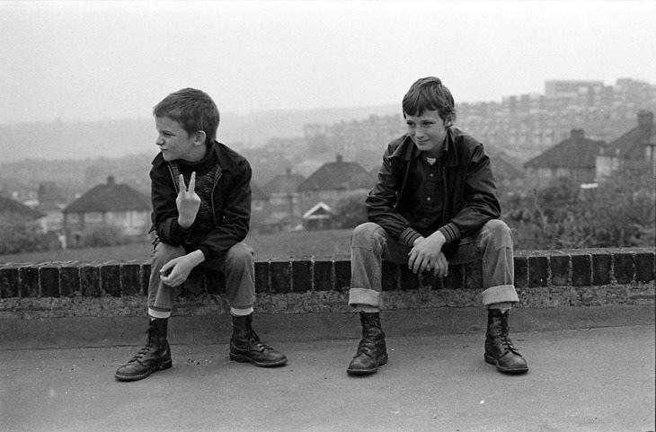 giovani skinheads
