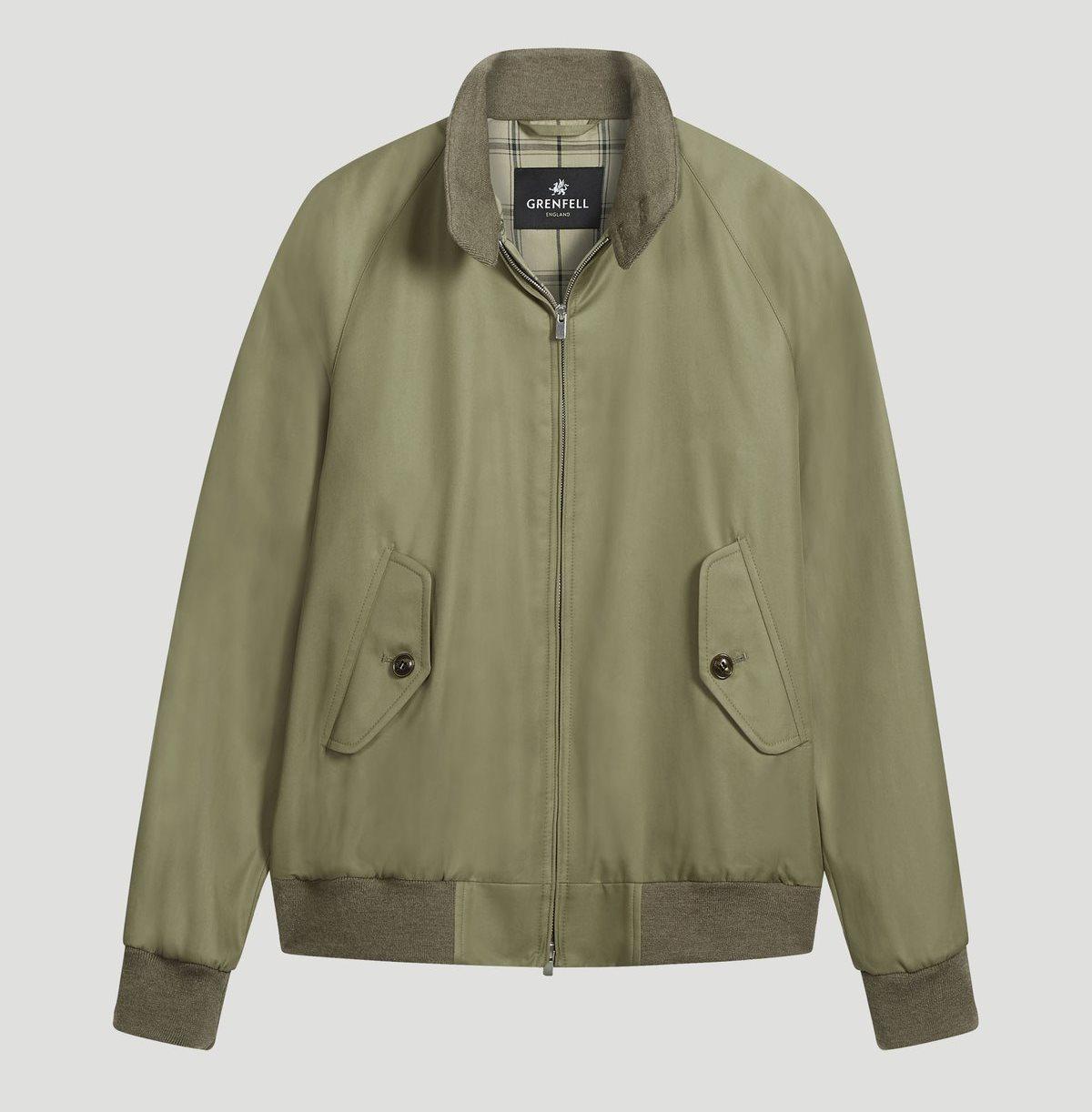 Glenfell jacket