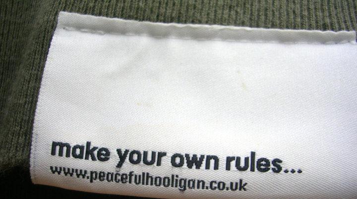 secondo le nostre regole