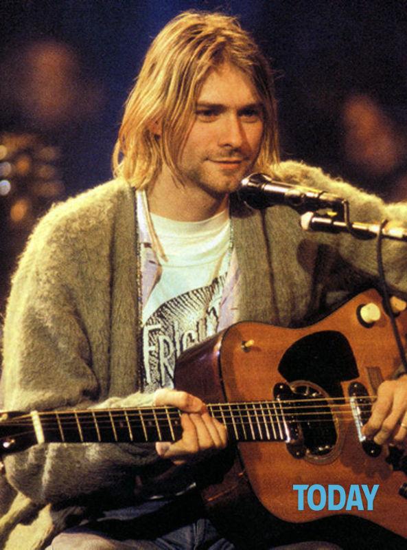 Kurt Cobain MTV